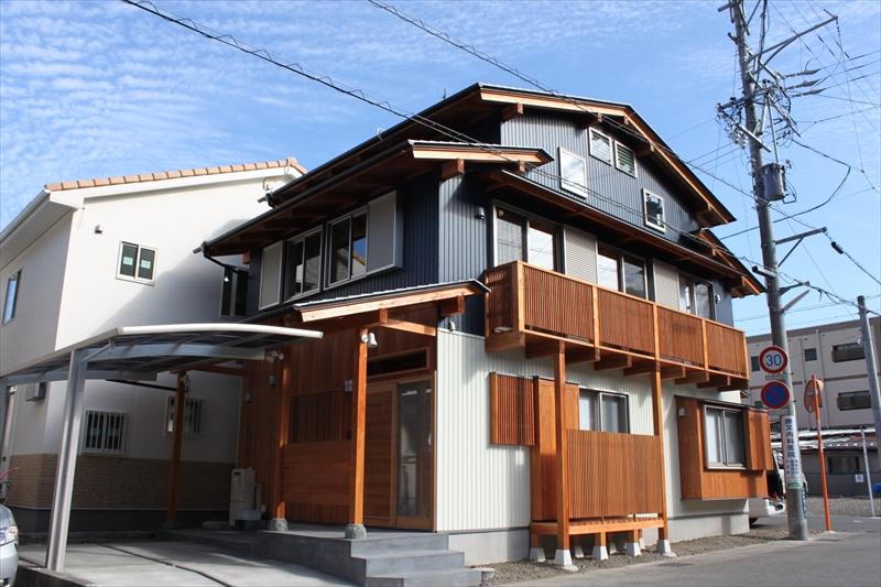 静岡市S邸