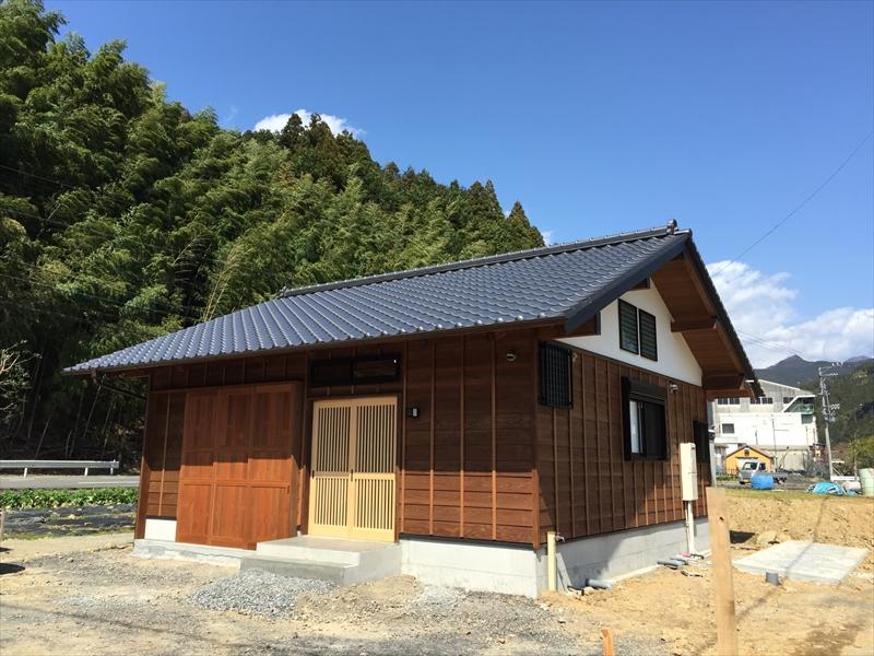 静岡市K邸